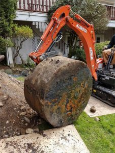 Vancouver Oil Tank Removal